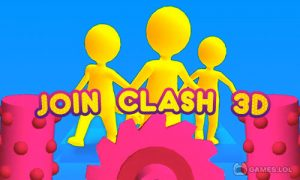 Play Join Clash 3D on PC