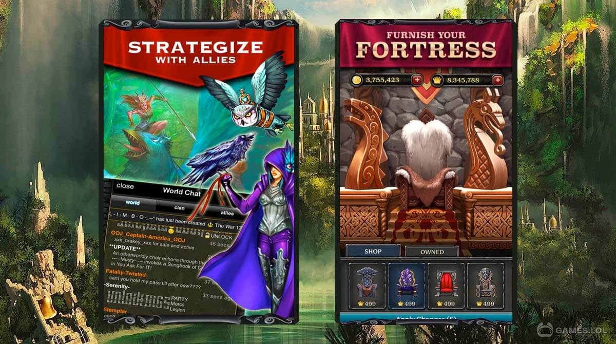 kingdoms at war download PC free