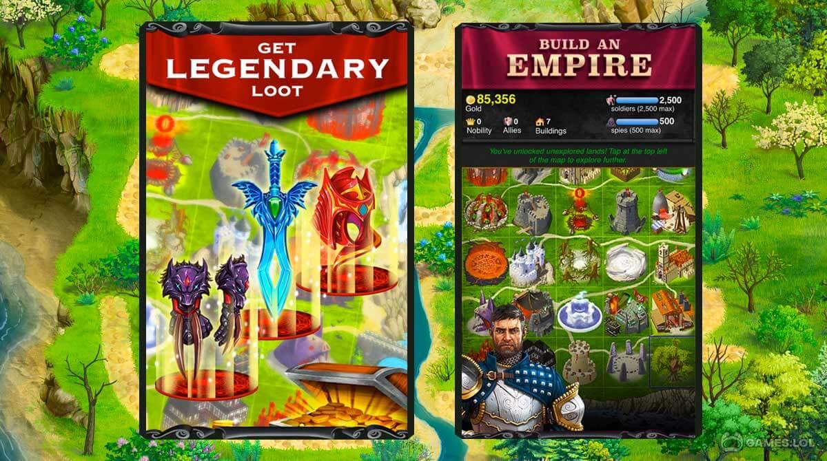 kingdoms at war download full version