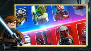 lego star wars battles download PC free