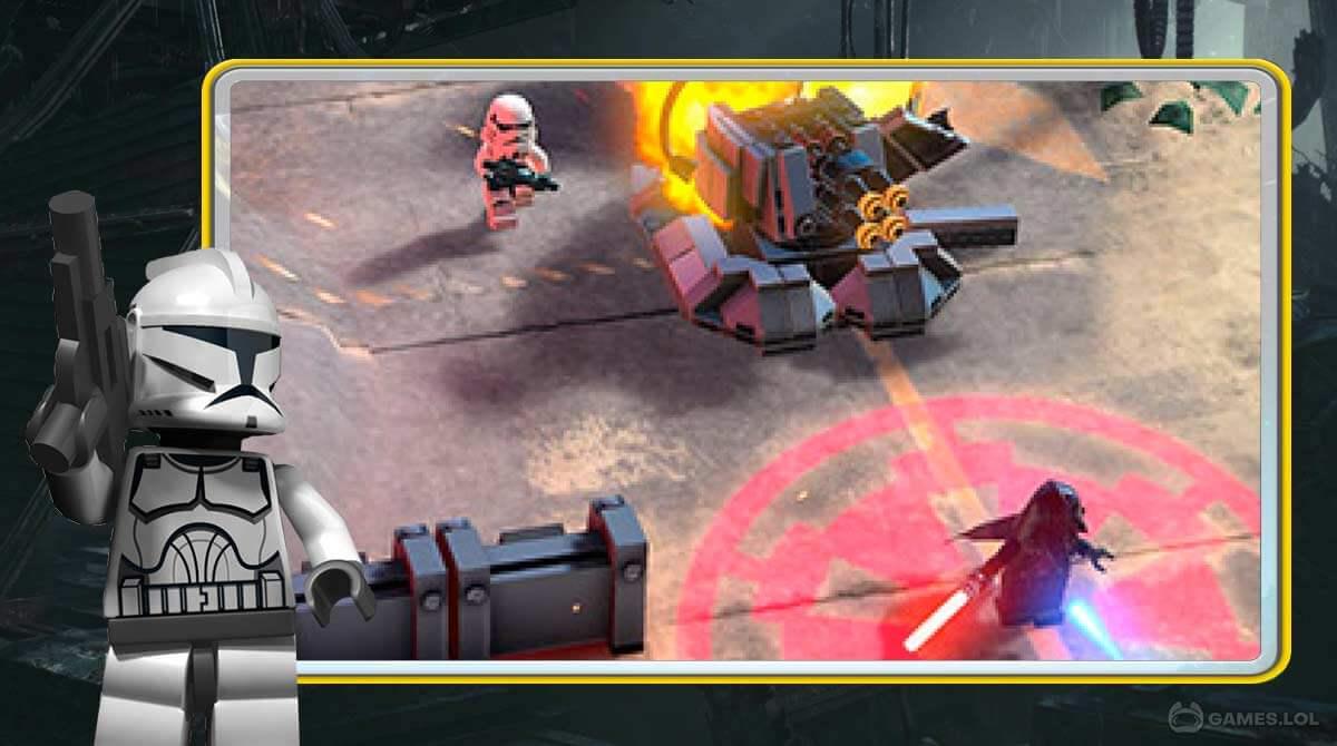 lego star wars battles download PC