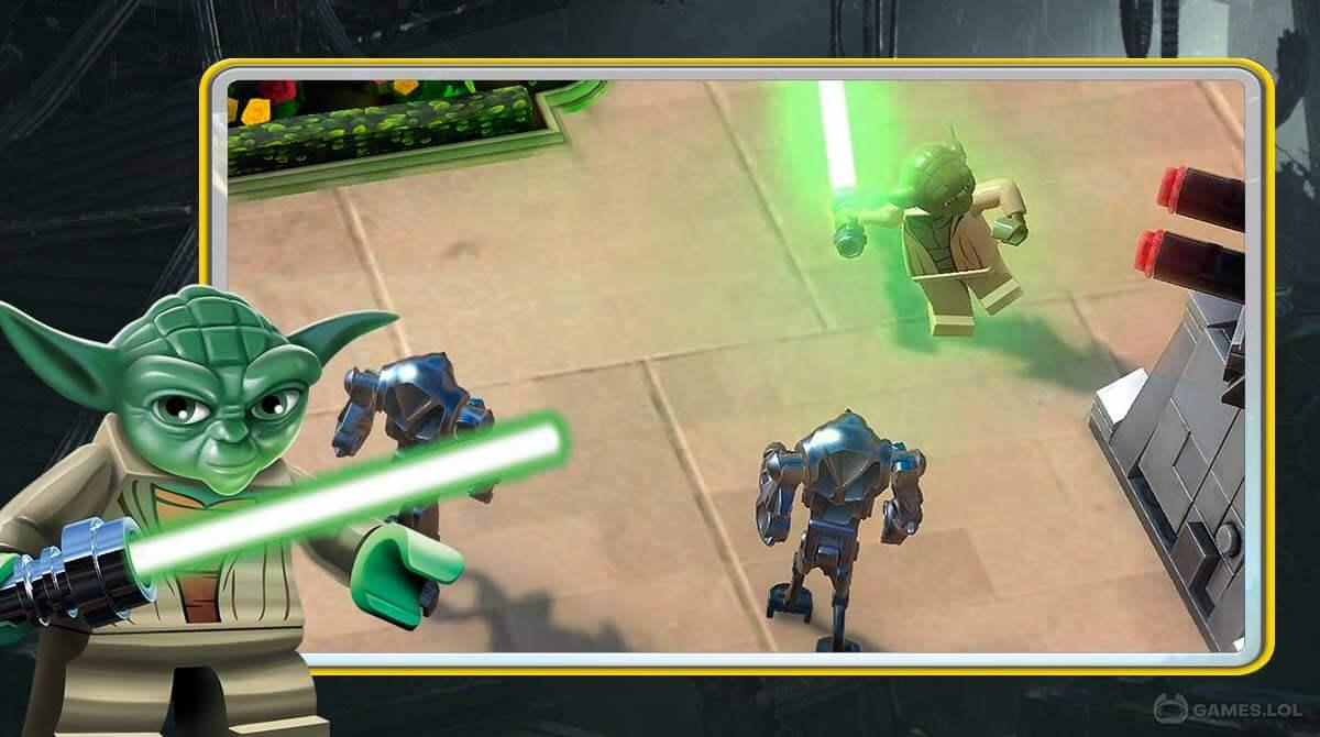 lego star wars battles download free