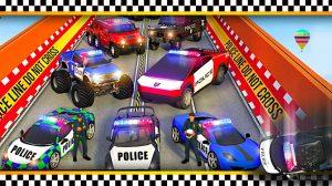 police car ramp stunts download PC free