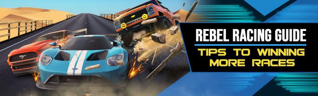 rebel racing death race