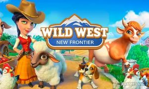 Play Wild West: New Frontier. Build your super farm on PC