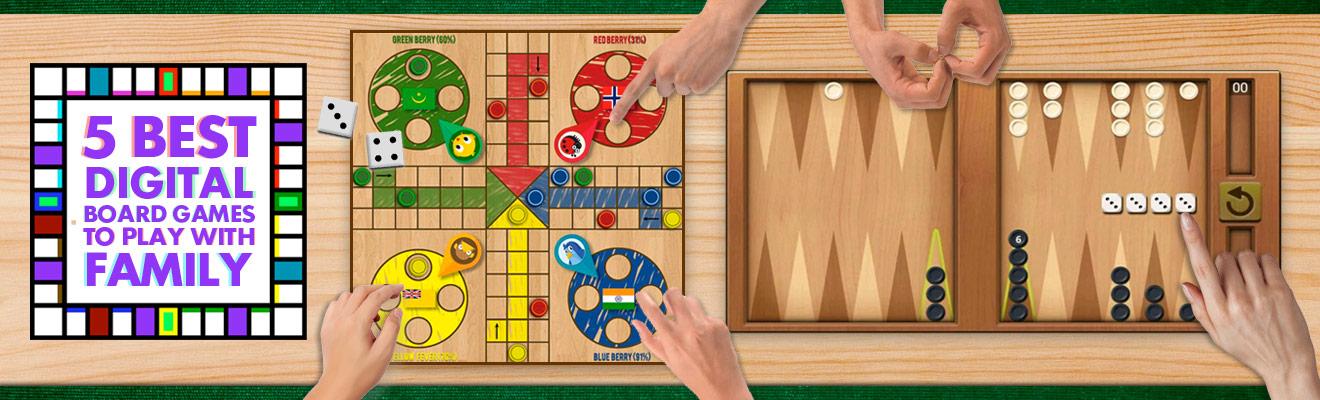 5 best digital board games for family