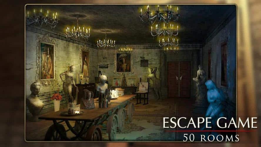 Escape Games 50 Rooms