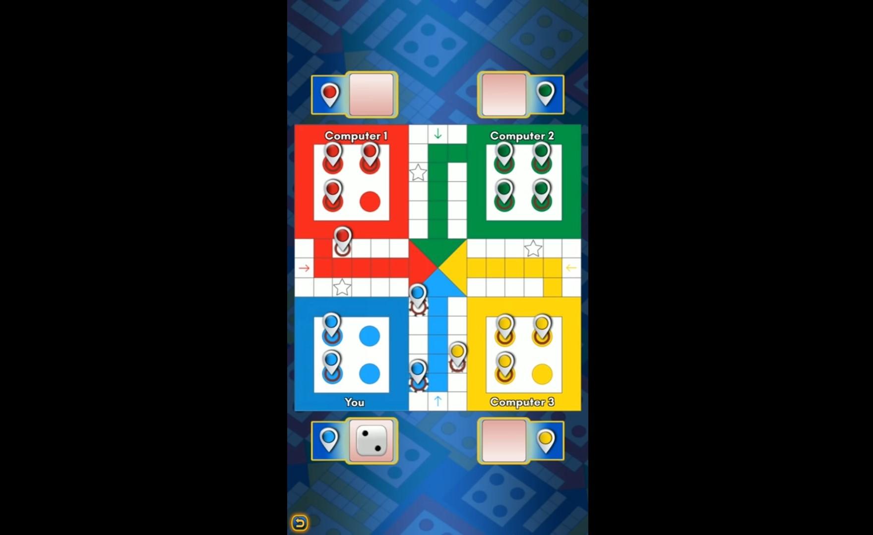 Ludo King gameplay