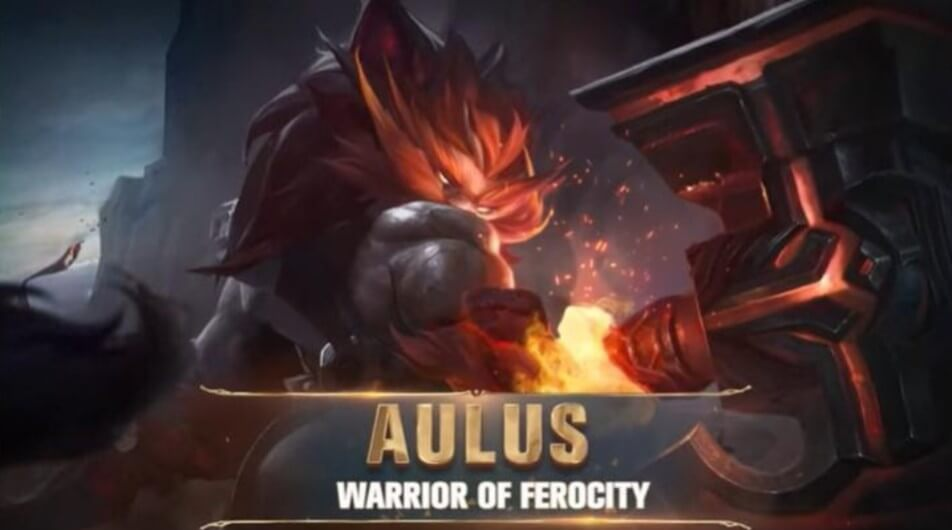 Mobile Legends hero Aulus