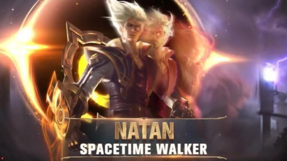 Mobile Legends hero Natan