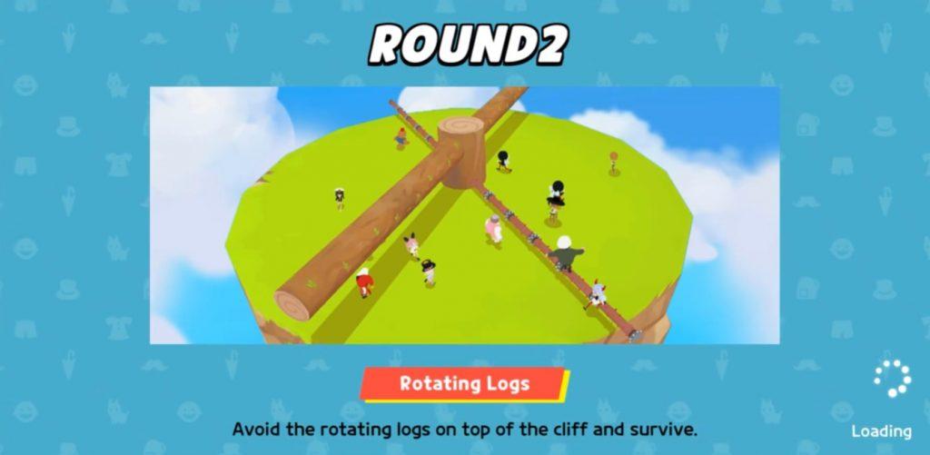 Rotating Logs
