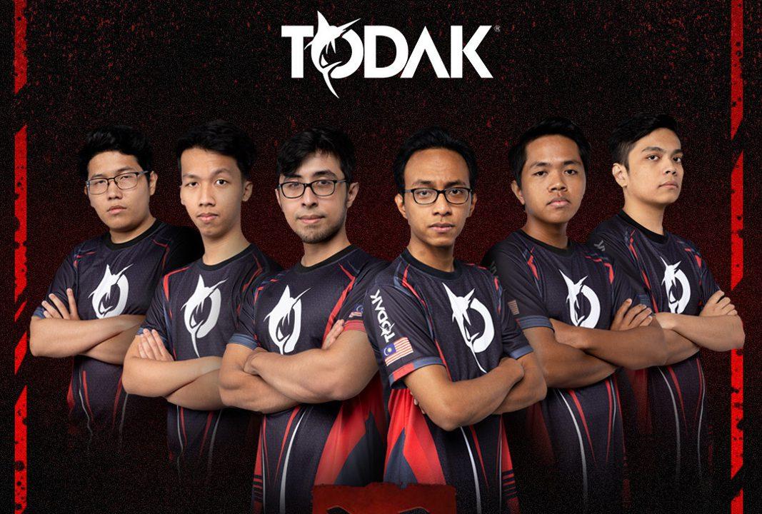 Todak Mobile Legends Team