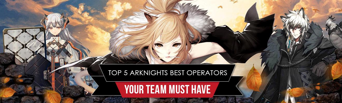 arknights top tier characters