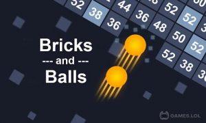 Play Bricks and Balls – Brick Breaker Crusher on PC
