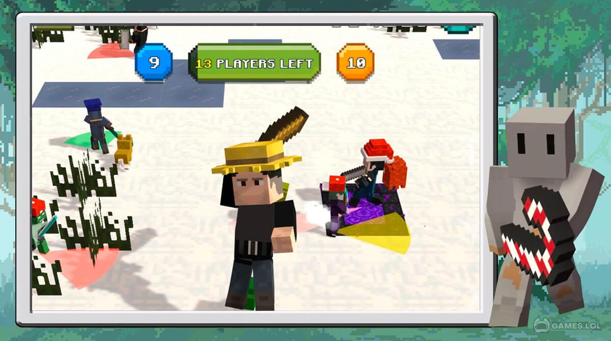 craftsman smasher io download PC