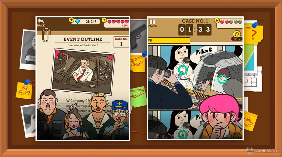 detective s download free