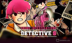 Play Detective S : Mystery game & Find the differences on PC