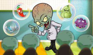 PVZ dr zomboss