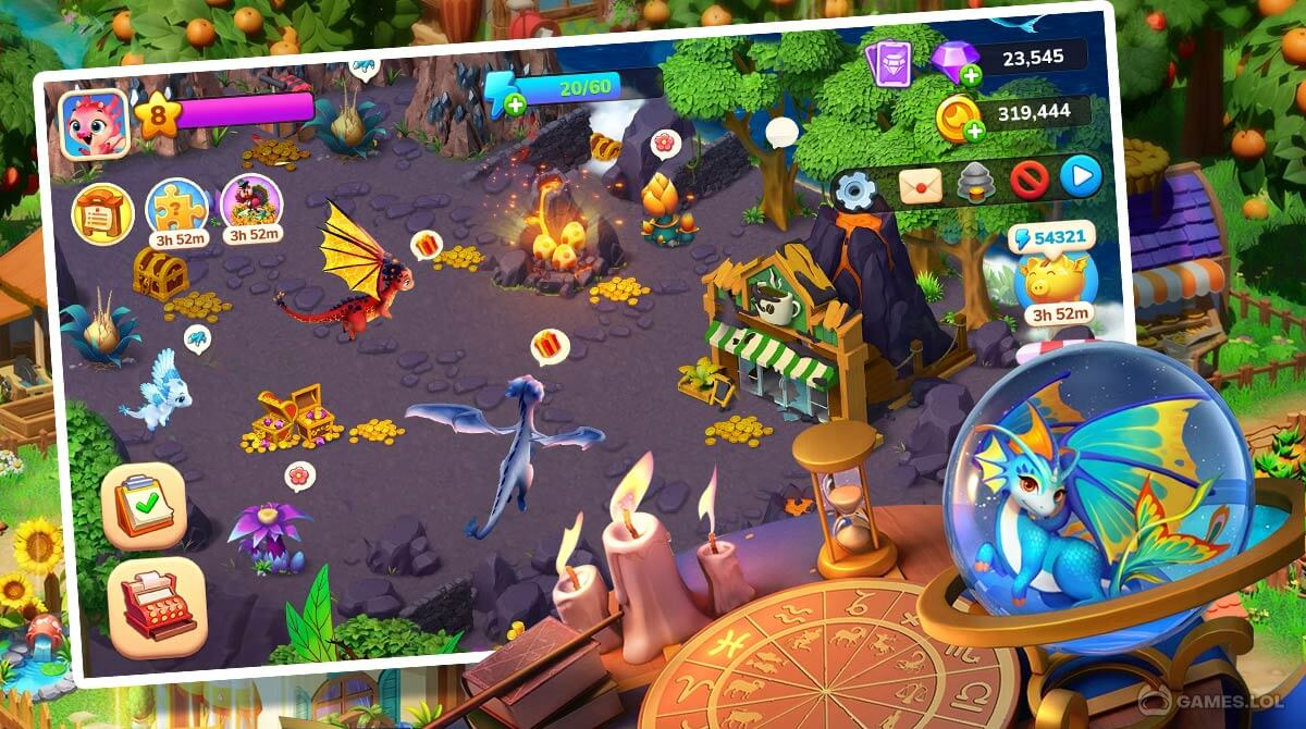 dragonscapes adventure download free