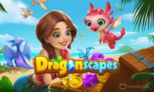 Play Dragonscapes Adventure on PC
