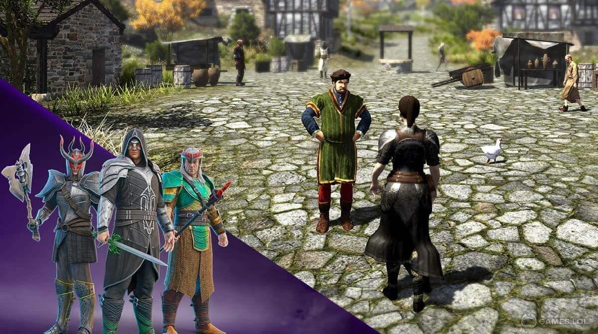 evil lands download PC free