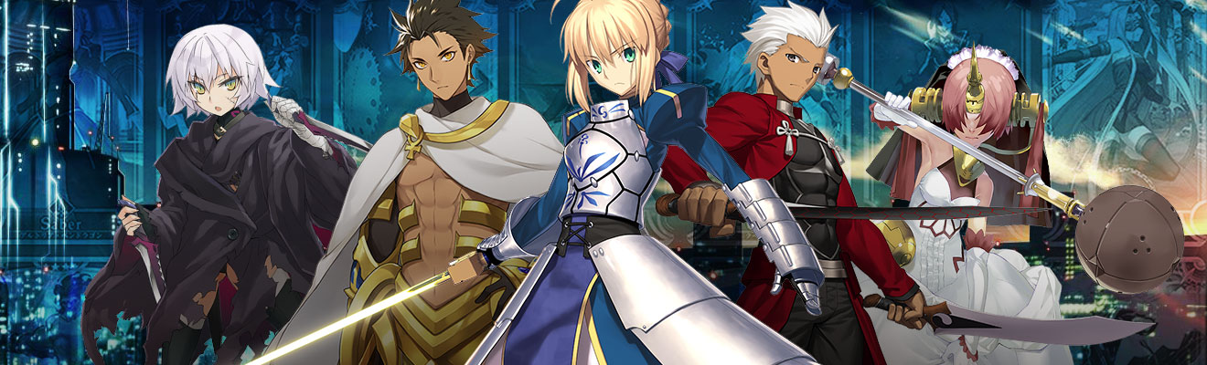 fate grand order basics of building a team