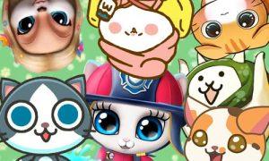 Cat Games happy cats