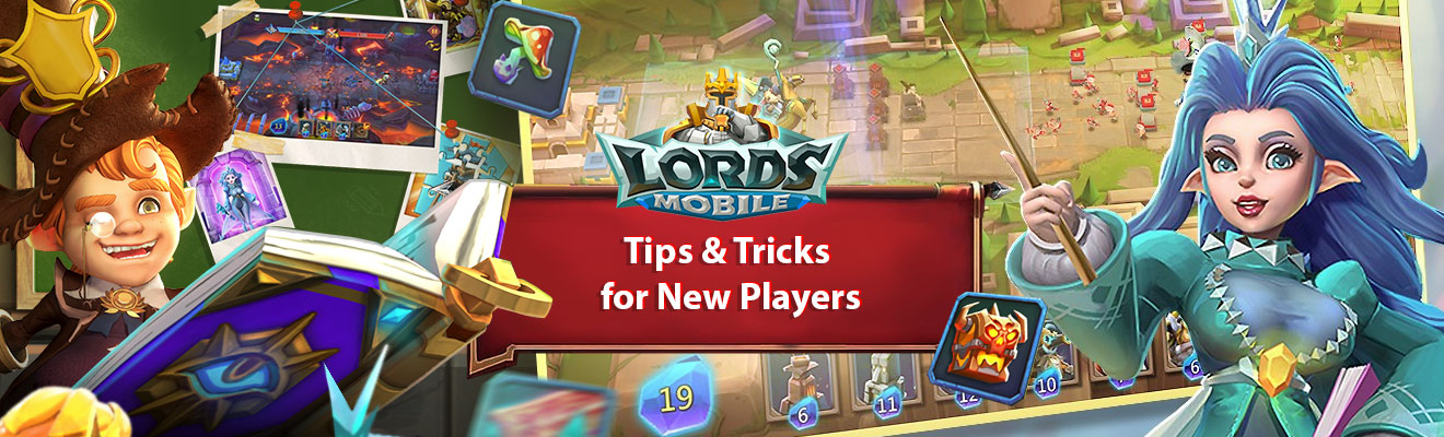 lords mobile tips tricks for new players