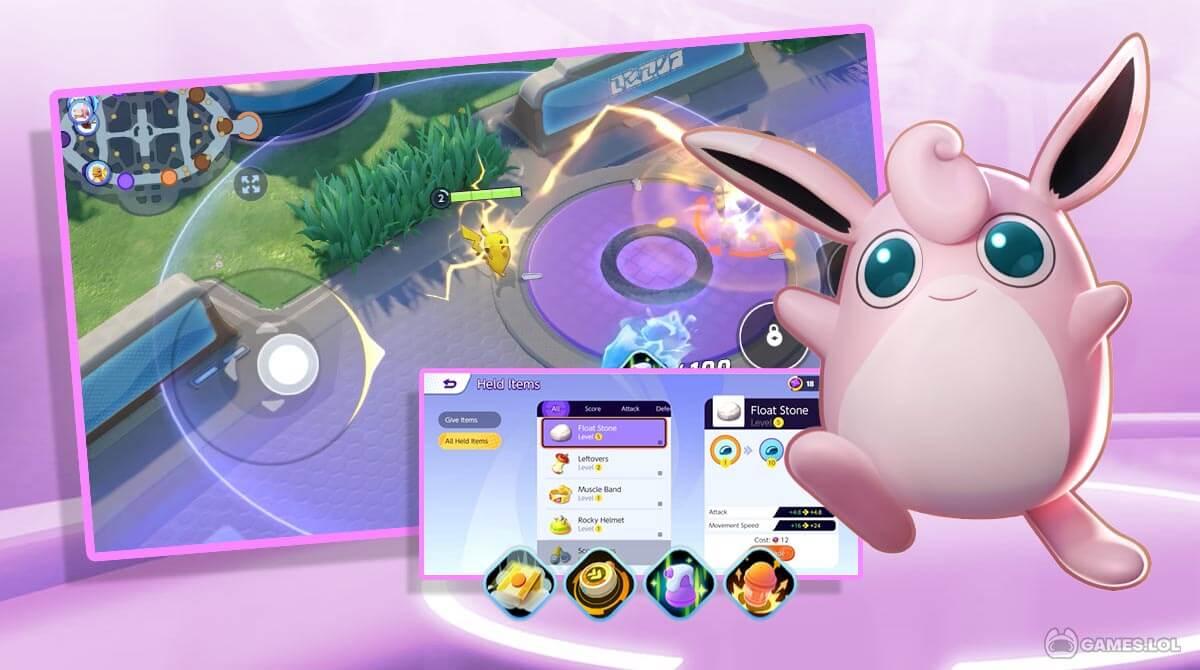 pokemon unite download PC