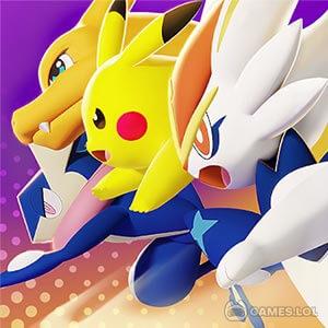 Play Pokémon UNITE on PC