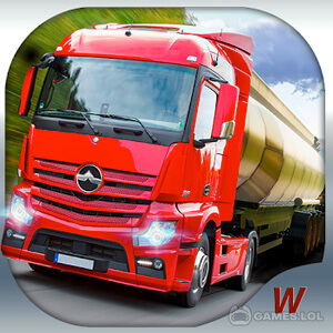 Play Truckers of Europe 2 (Simulator) on PC
