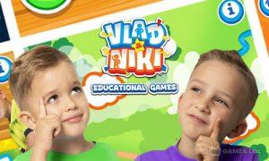Play Vlad & Niki. Educational Games on PC