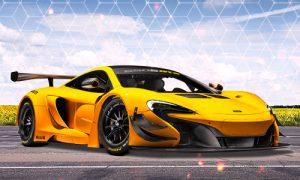 real racing 3 yellow bugatti