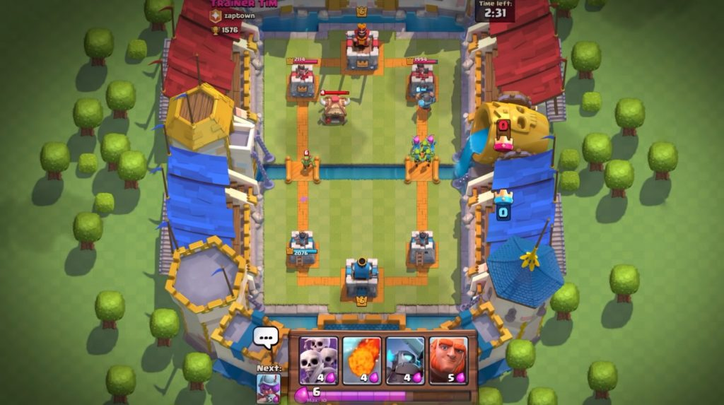 Clash Royale Guide Gameplay