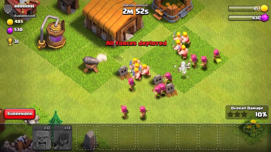 Clash of Clans Guide Gameplay