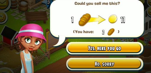 Hay Day Sell Items