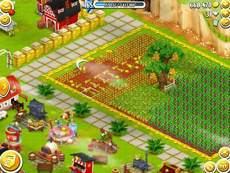 Hay Day farm