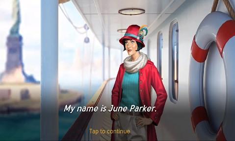 Junes Journey begin