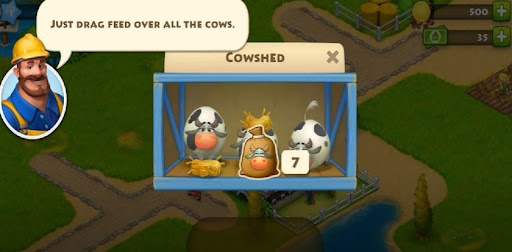 Township cowshed