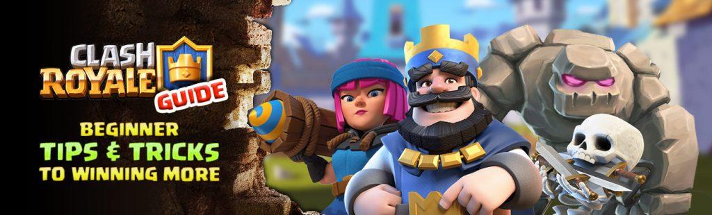 clash royale kings strategy