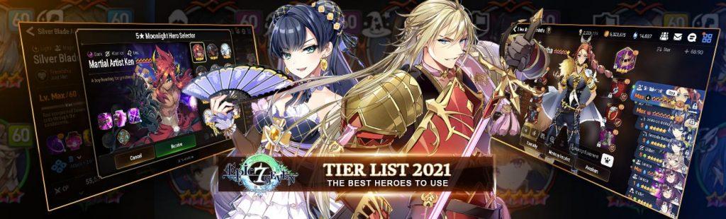 epic seven best heroes 2021