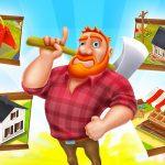 Hay day lumber jack