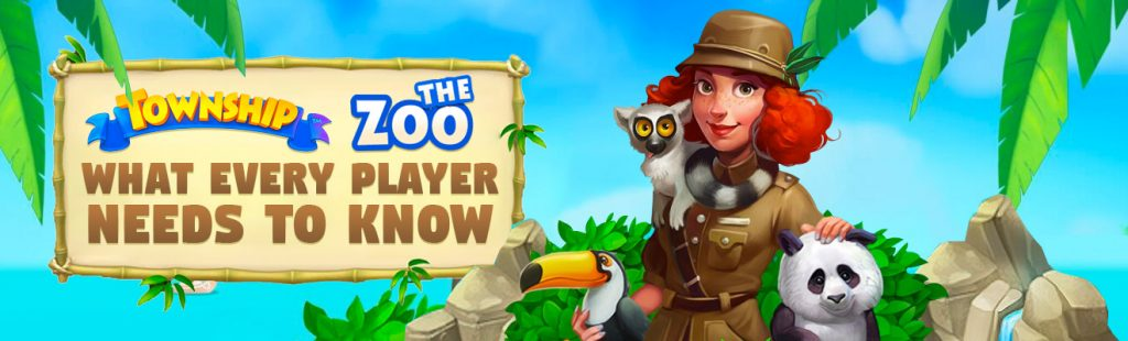 Township zoo keepers tips to every player